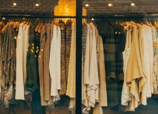 wydatki na ubrania