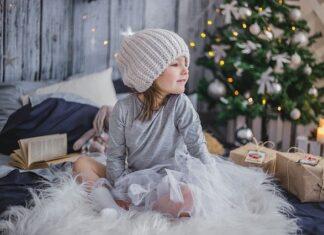 prezent dla dziecka pod choinke