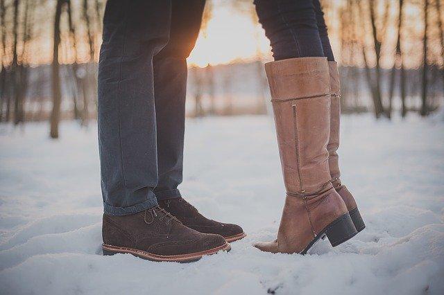 damskie buty na zime