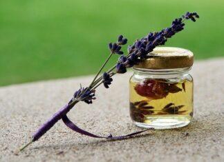 lawendowy olejek naturalny