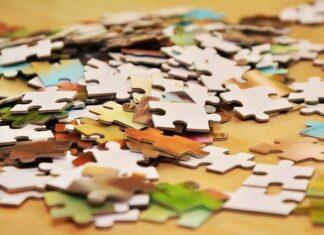 puzzle na prezent