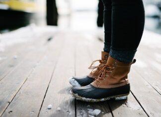 buty damskie na zime