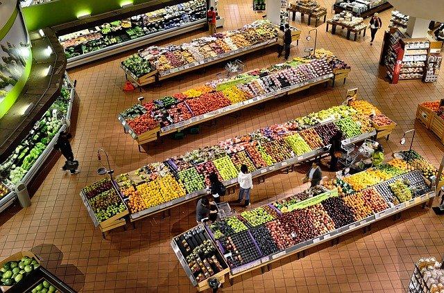 wydatki na jedzenie